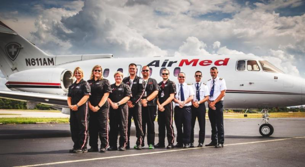 CAMTS Re-accredits AirMed International